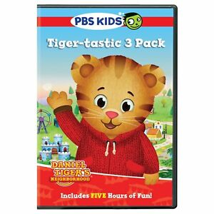 Daniel-Tiger-039-s-Neighborhood-Children-039-s-Series-26-Episode-Collection-NEW-DVD-SET