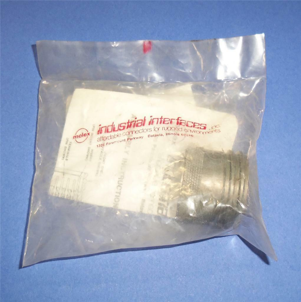 INDUSTRIAL INTERFACES INC. SPIRIT CONNECTOR 30204M3 NEW,SEALED