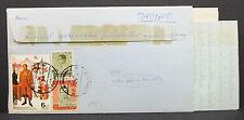 Thailand Express Airmail Letter to Japan Luftpost Flugpost Brief Asien (L-2303