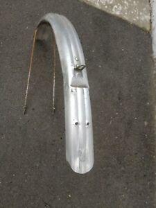 NOS 6 serre tringle CADRE  garde boue vélo ancien vintage 1950 cycling mudguard