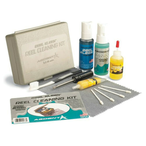 New Ardent Reel Kleen Cleaning Kit for Saltwater Reel Maintenance 4170