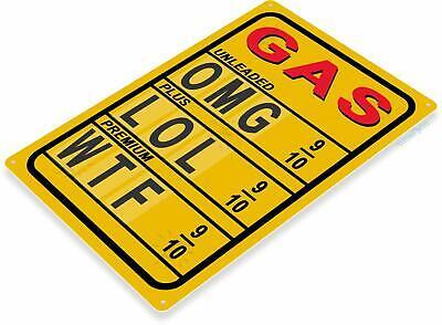 Speed Way Motor Station Car Service Auto Shop Garage Mechanic Rustic Metal Sign