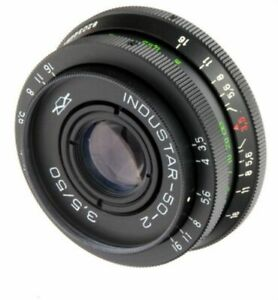 Industar-50-2-3-5-50mm-M42-vintage-lens-USSR-for-Zenit-Canon-Nikon-Sony-EXC