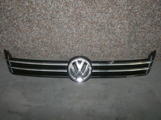 Original VW Touran 1T Facelift Parrilla Pwf Negro Delantera 1T0853651BQ Jw