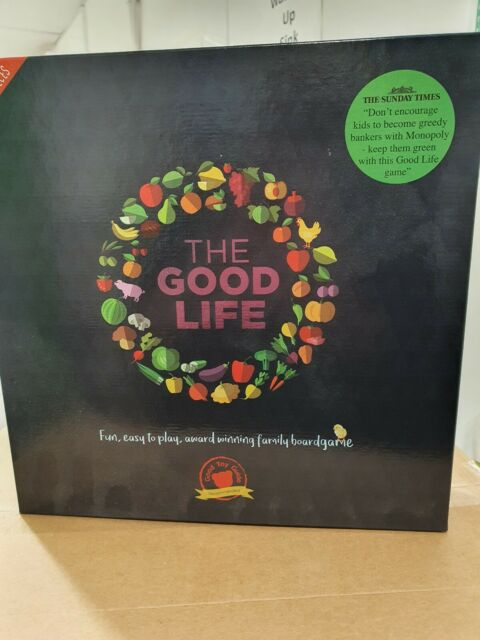 The Good Life Board Game Great 0745fun For Adults And Kids For Sale Online Ebay