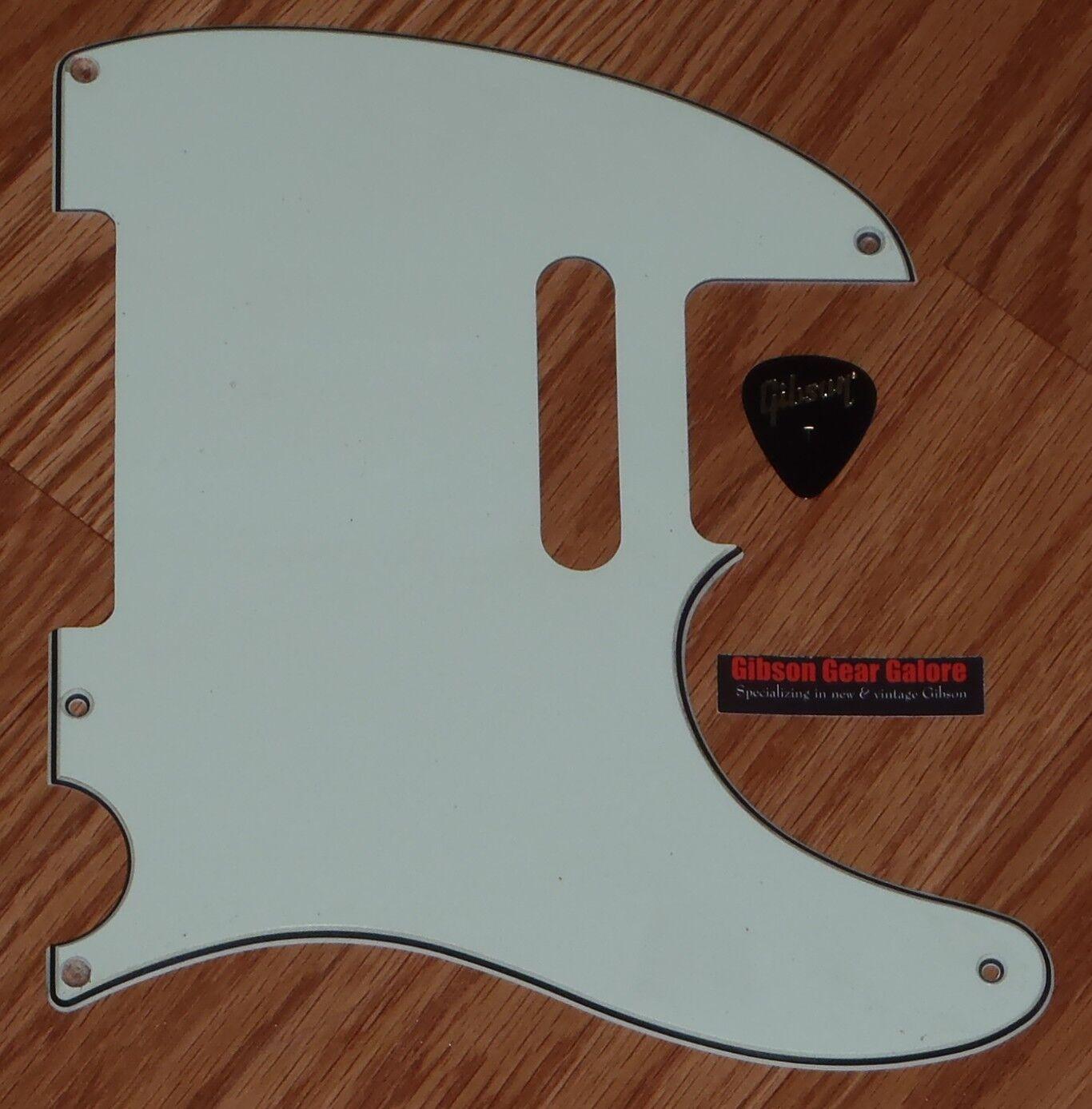 Squier Telecaster Pickguard Classic Vibe Relic Mint Guitar Parts Project Tele U