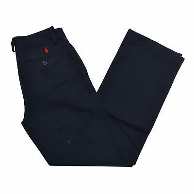 Polo Ralph Lauren Kids Suffield Pants Big Kids Aviator Navy Boys Casual Pants