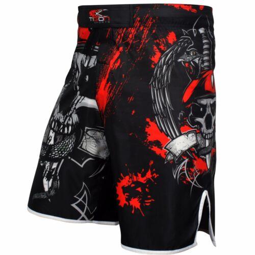 Pro MMA shorts grappling short kickboxing muay thai cage fight boxing gel pants