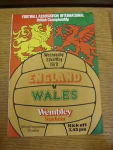 23051979 England v Wales At Wembley slight creased Thanks for viewing thi - <span itemprop='availableAtOrFrom'>Birmingham, United Kingdom</span> - Returns accepted within 30 days after the item is delivered, if goods not as described. Buyer assumes responibilty for return proof of postage and costs. Most purchases from business s - <span itemprop='availableAtOrFrom'>Birmingham, United Kingdom</span>