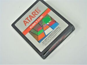 NTSC-Rubiks-Rubik-039-s-Cube-ATARI-2600-Video-Game-System