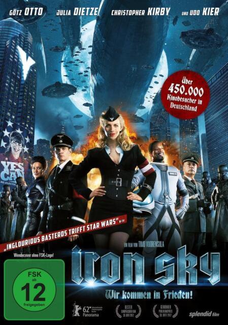 Iron Sky - Wir kommen in Frieden! (2012)