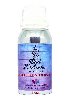 GOLDEN DUST by Oud D`Arabie Exotic