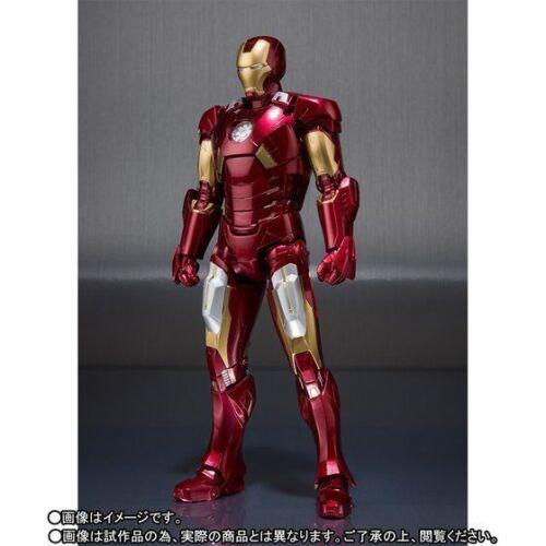 Bandai S.H.Figuarts Iron Man Mark 7 Japan version