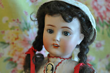 "Antique 21"" in. German Character Kammer & Reinhardt 117n Doll"