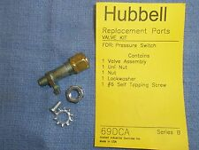 69dca Unloader Valve Kit Siemensfurnashubbell Pressure Switch 136 0013