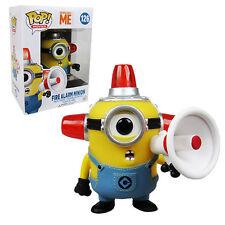 Despicable Me POP Fire Alarm Minion Vinyl Figure NEW Toys Funko Collectibles