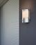 LED Lampada da parete candelabro con rilevatore di movimento in acciaio inox 10197