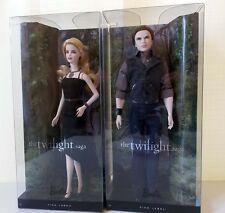 The Twilight Saga ROSALIE EMMETT Cullen Barbie Ken Doll Breaking Dawn Vampire
