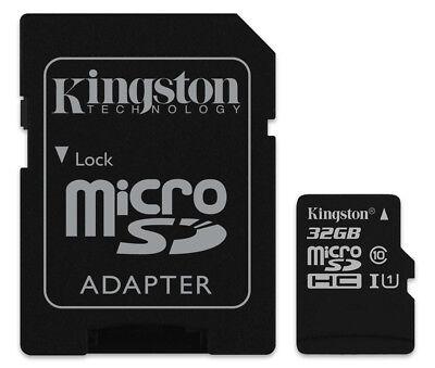 32GB Memory card for Samsung Galaxy Tab A SM-T580 Tablet80MB//s microSD SDHC