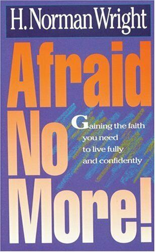 Afraid No More