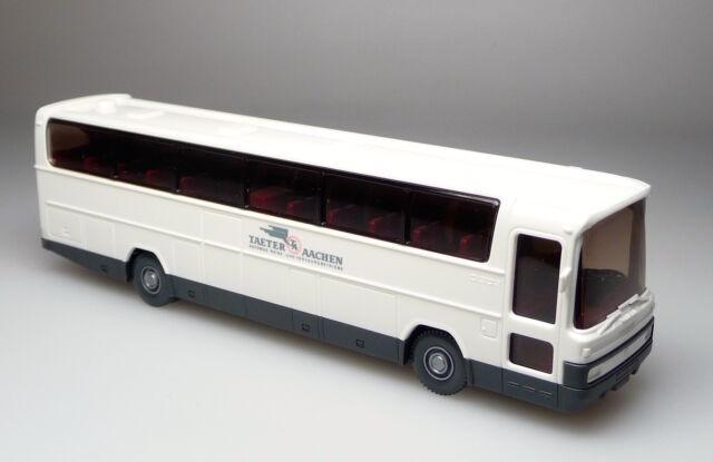 Wiking 1:87 24 712 Mercedes Reisebus O 303 RHD Taeter Aachen OVP