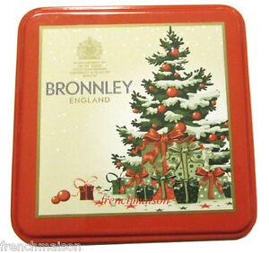 England Christmas Tree.Details About Bronnley English Christmas Tree British Apple Cinnamon Soap Red Rare Gift Tin