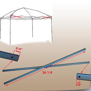 Image is loading Coleman-12-x-12-Canopy-Gazebo-SIDE-TRUSS- & Coleman 12 x 12 Canopy Gazebo SIDE TRUSS Bar 36 1/4