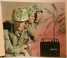 Dessin Original MICHEL GOURDON (1925-2011) REVUE VIGOR 233 - MG7