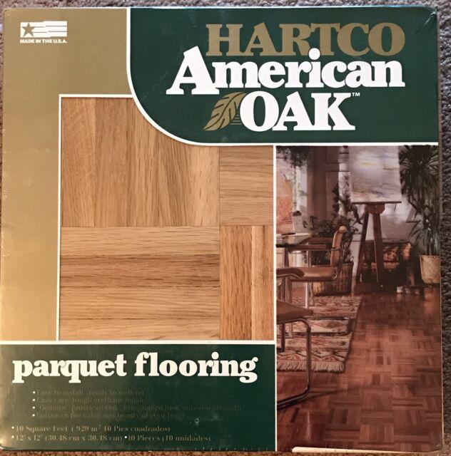 Solid Hardwood Flooring Bruce 10 Sq Feet Never For Online Ebay