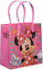 Minnie-Mouse-Party-Favor-Goody-Goodie-Candy-Gift-Bag-Bolsas-Regalos-Dulces thumbnail 2
