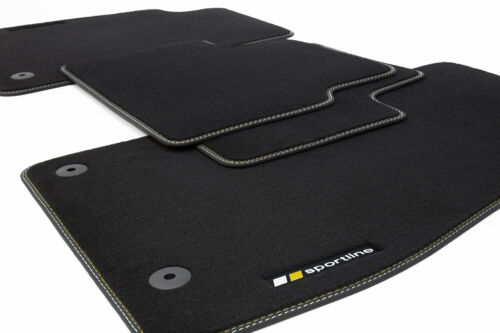 2013 Sportline Fußmatten für Opel Cascada Bj