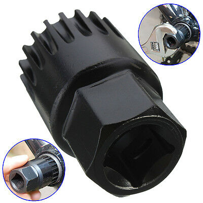 Mountain Bike Bicycle Bottom Bracket Remover Removal Repair Tool For Shimano