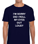 I/'M SORRY DID I ROLL MY EYES MENS T SHIRT TEE FUNNY PRINTED QUOTE JOKE RUDE TOP