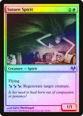 Suture Spirit FOIL Eventide PLD White Uncommon MAGIC GATHERING CARD ABUGames