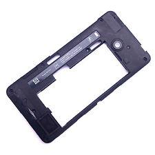 100% Original Nokia Lumia 630 Trasero Chasis + Cámara De Vidrio + antena aérea rm976 posterior