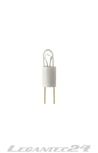 Glühlampe 28V 40mA T1 1//4 Bi-Pin Glühbirne Lampe Birne 28Volt neu