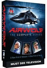 Airwolf: The Complete Series (DVD, 2016, 14-Disc Set)