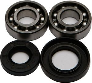 Details about Crank Shaft Bearing & Seal Kit Fits Yamaha PW50 81-19, QT50  79-87
