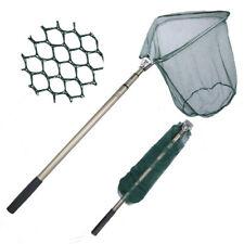 Berkley Folding Catch n Release Retractable Fishing Rubber Landing Net 1316612
