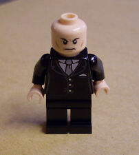 Lego Superhelden - Lex Luthor ( Super Heroes Figuren Superman schwarz ) Neu