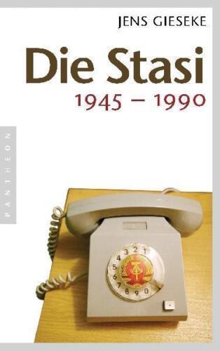 1 von 1 - Die Stasi von Jens Gieseke (2011, Taschenbuch)