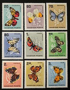 Briefmarke-Ungarn-Yvert-Tellier-N-1790-Rechts-1798-N-Cyn22
