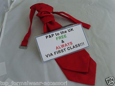 Shiny Purple BOYS Ruche Wedding Polyester CRAVAT /> More Ties U Buy /> More U Save
