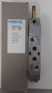 1PC  new  FESTO solenoid valve MFH-5-1/8-L-B 30991
