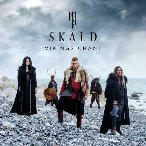 Skald Vikings Chant CD NEW