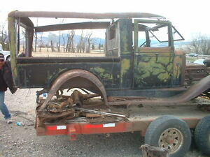 Image is loading 1932-Chevrolet-Canopy-Express-Pickup-Truck-1925-1926- & 1932 Chevrolet Canopy Express Pickup Truck 1925 1926 1927 1928 ...