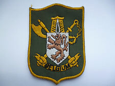 BELGIUM ARMY ARM PATCH.