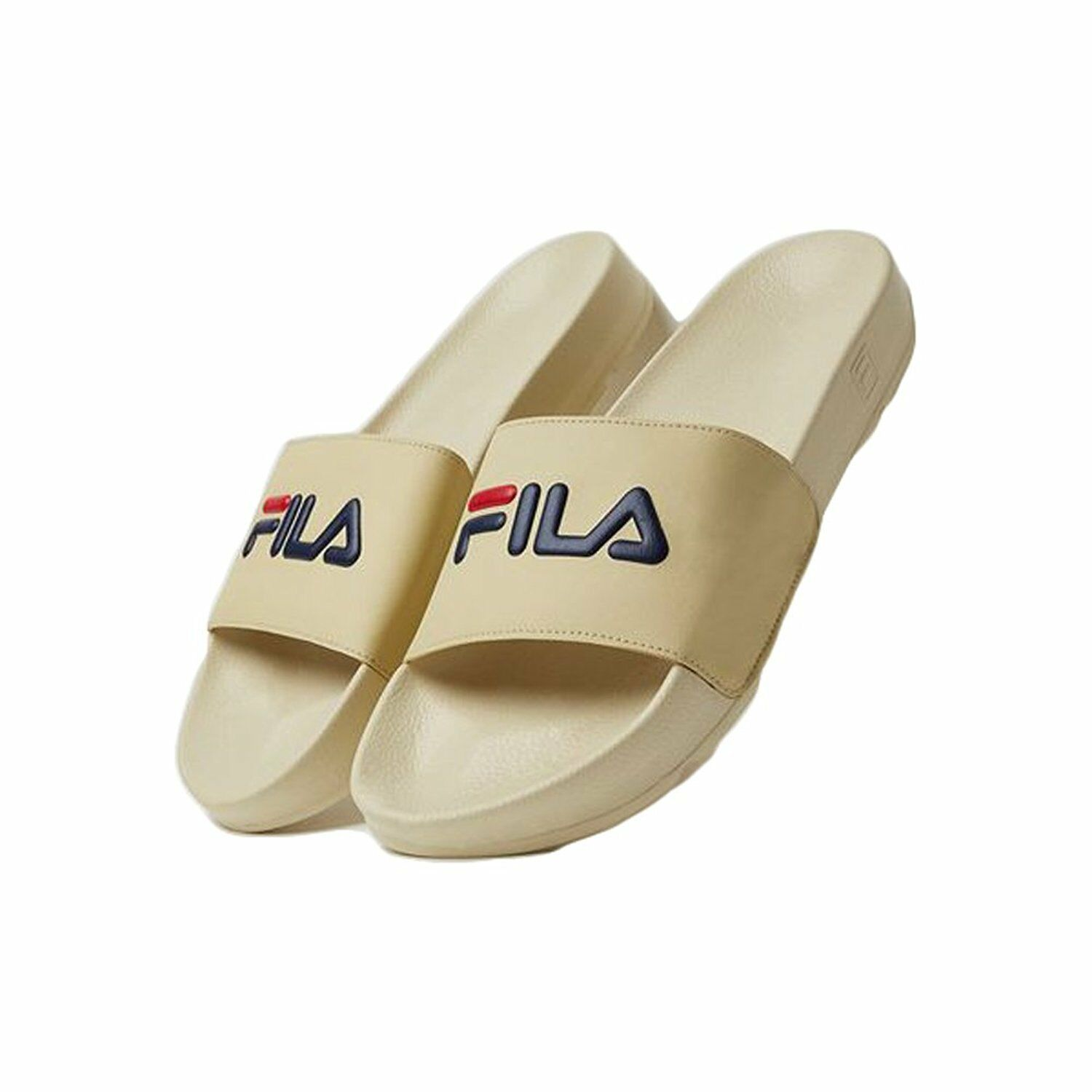 Fila Drifter Slide Sandals Beige (WS) (5VS00000-922)