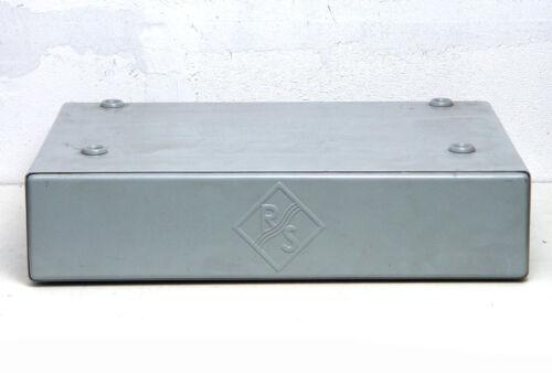 Rohde & Schwarz Meßgeräte Tisch-Gehäuse f. 20 Geräte mit ca. 9 cm Höhe