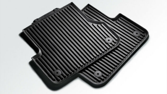 Audi A6 A7 Allwetterfussmatten Hinten Ebay